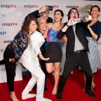 miptv 2016 red carpet