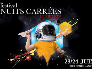 nuits carrees 2016 antibes