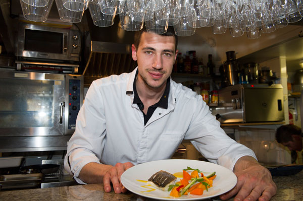 restaurant l arazur antibes