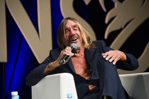 iggy pop cannes lions 2016