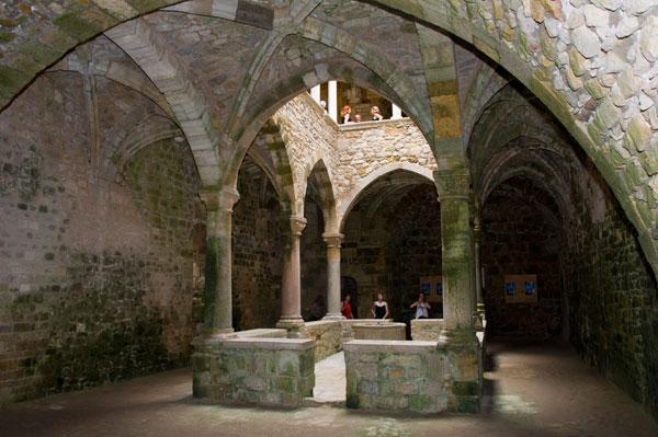 #jaimelerins monastere fortifie lerins