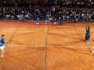 mouratoglou tennis academy inauguration