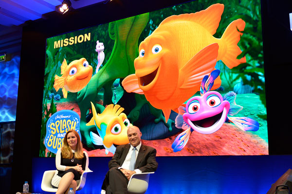 splash and bubbles mipjunior 2016