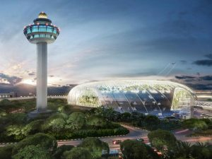jewel changi airport mapic 2016
