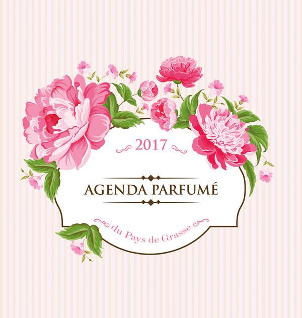 agenda parfume grasse 2017