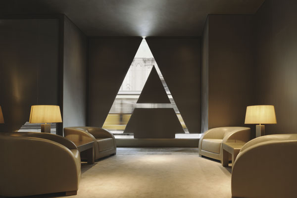 armani hotels resorts luxe couture