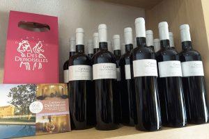 journee truffe chateau sainte roseline 2017