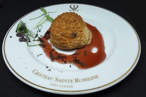 journee truffe chateau sainte roseline 2017