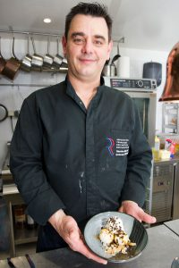 restaurant la truffe sebastian gaillard aups