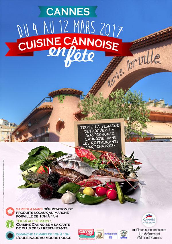 cuisine cannoise en fete 2017