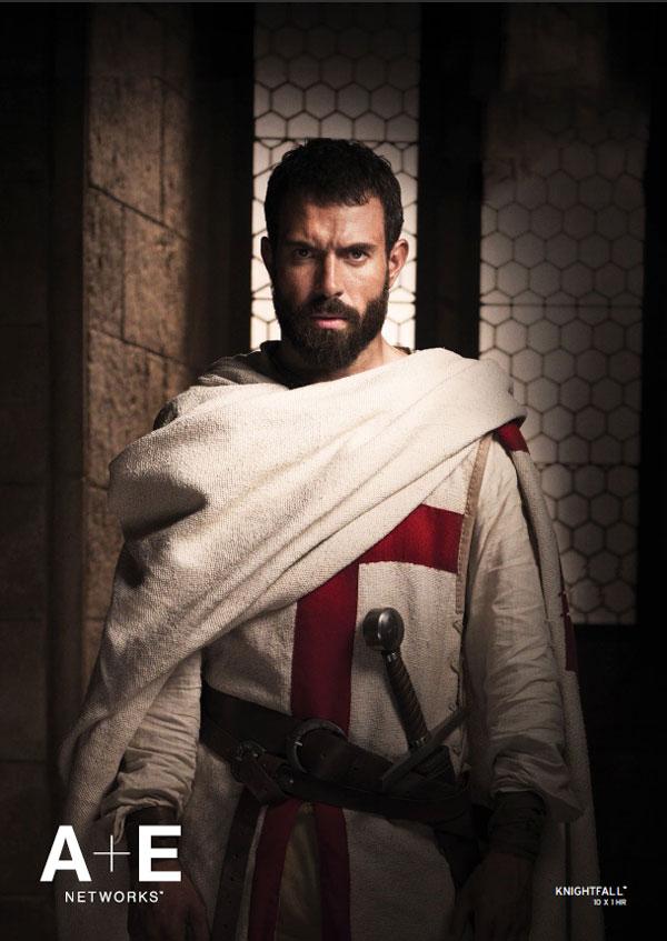 Knightfall, Rise And Fall Of Knights Templar