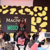 magnum moschino cara delevingne cannes 2017