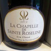 chateau roseline 2017 etienne viard