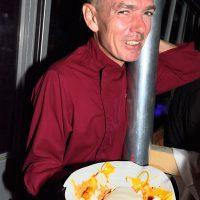 week end gourmand auron 2017 diner telepherique