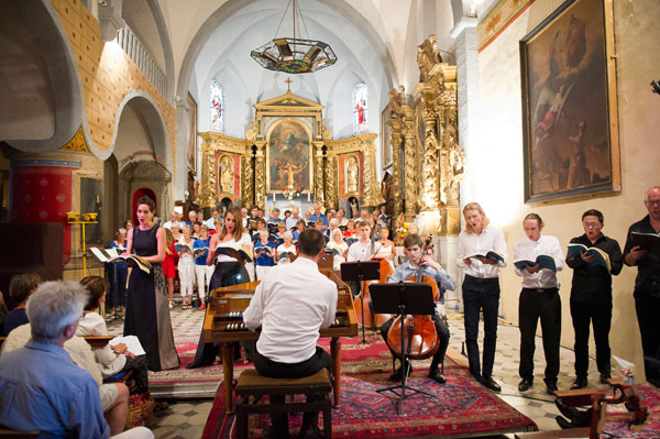 le Chœur et Orchestre du Festival de Musique Cordiale