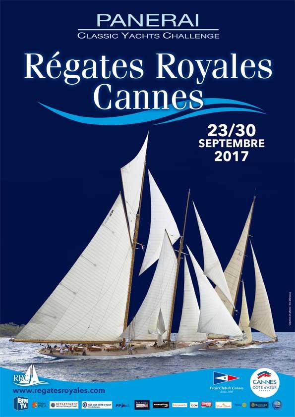 regates royales trophee panerai 2017
