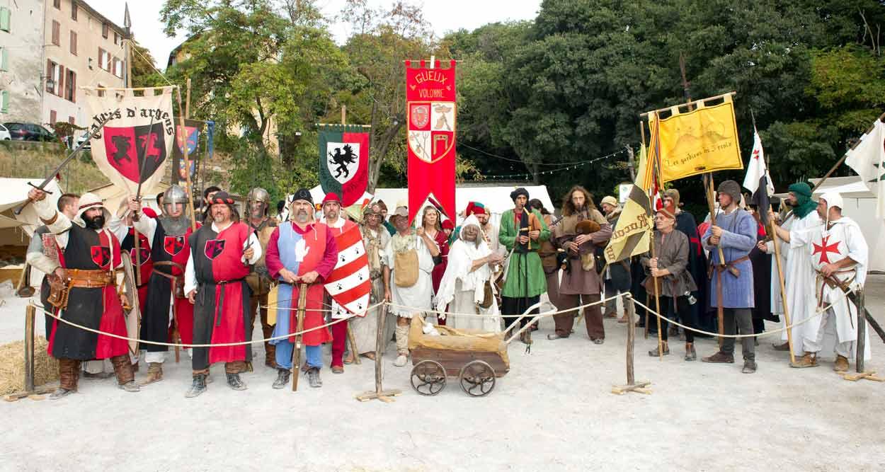 troisieme medievales de callas