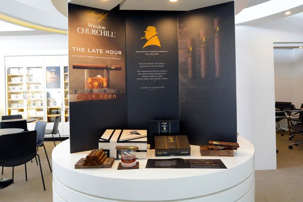 davidoff travel humidor tfwa we 2017