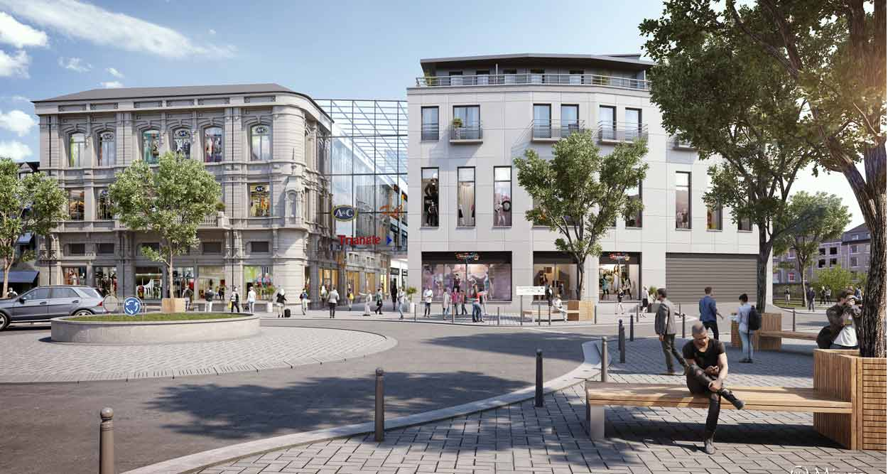 city mall verviers mapic 2017
