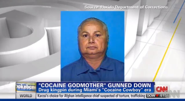 cocaine godmother mipcom 2017