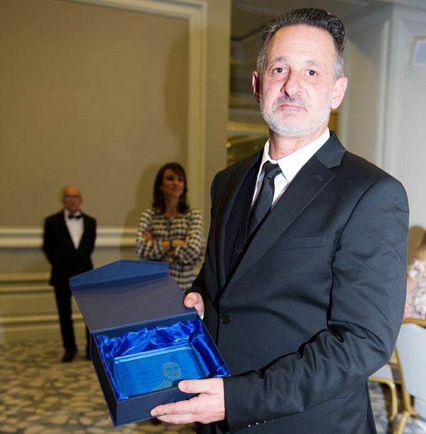 Jérôme Culioli, Président du CRIF Sud Est