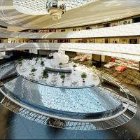 iran mall luxury tehran imcc