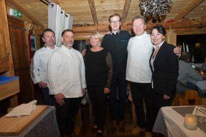chefs au sommet auron 2018 benoit witz