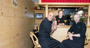 chefs au sommet auron 2018 nicolas vie