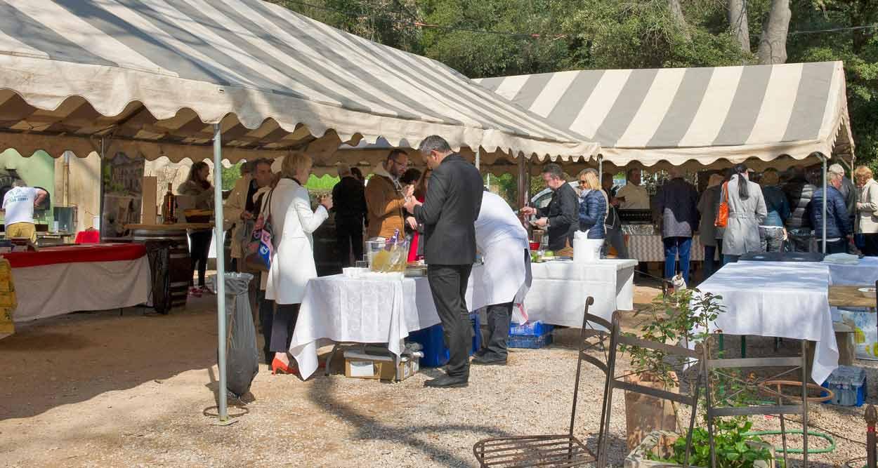 chateau de saint martin toques blanches 2018