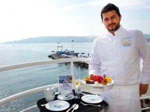 tea time steve moracchini hotel belles rives