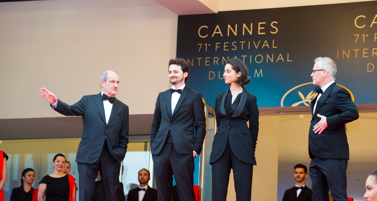 festival de cannes 2018 yomeddine