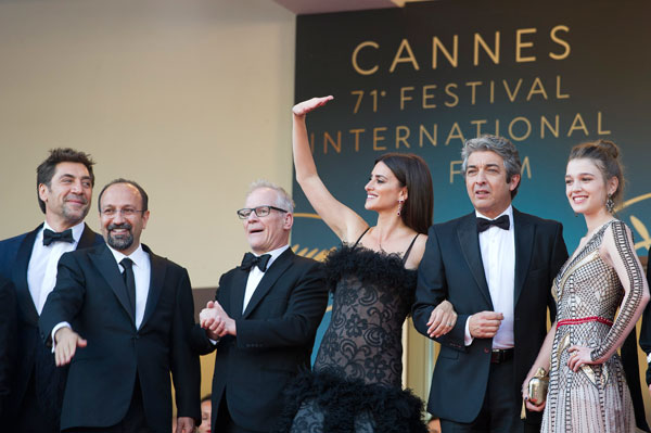 Image result for everybody knows cannes