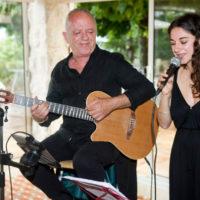 restaurant le castellaras jazz in the garden 2018