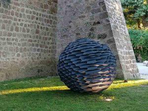 chateau sainte roseline sculptures 2018