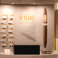 davidoff cigars 50 ans tfwa we 2018