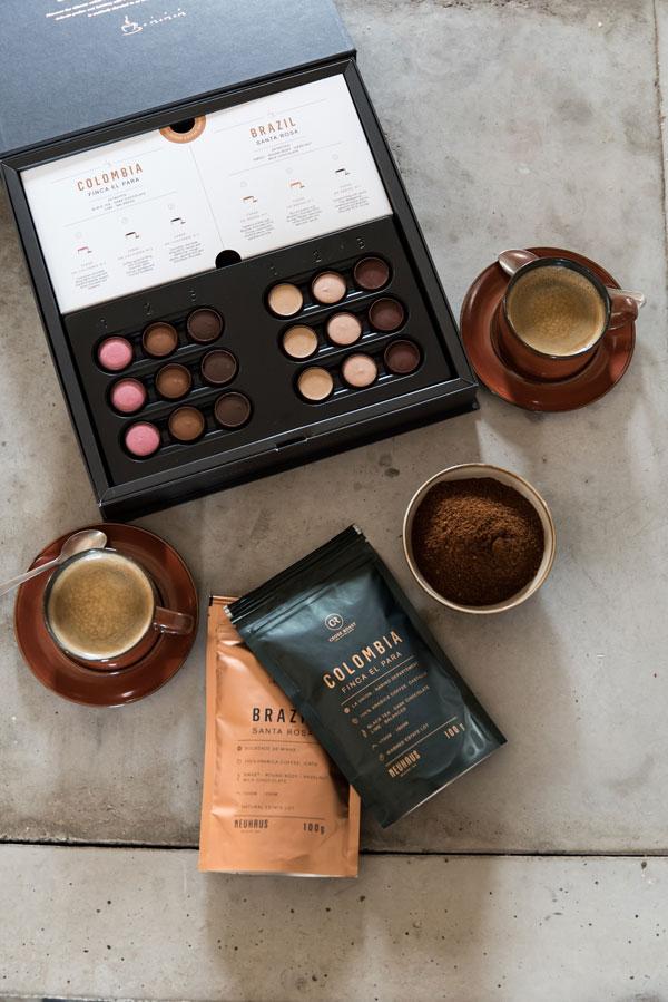neuhaus coffee pralines collection tfwa we 2018