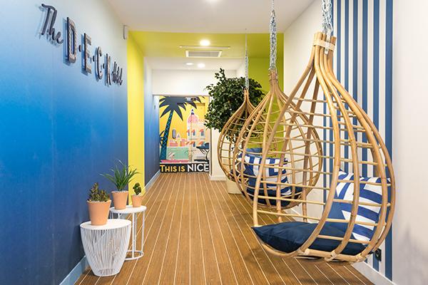 Deck Hôtel by Happy Culture