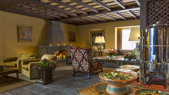 spa palacio del inca