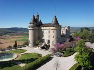 chateau de mercues relais chateau oenotourisme