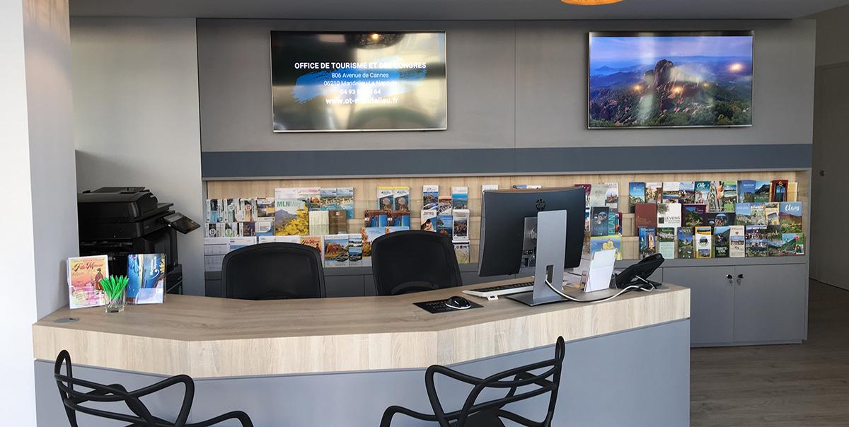 Mandelieu La Napoules Tourist Office Of The Future Yesicannescom