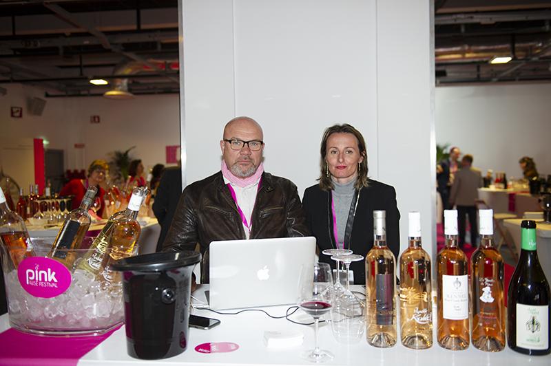 pink rose festival cannes
