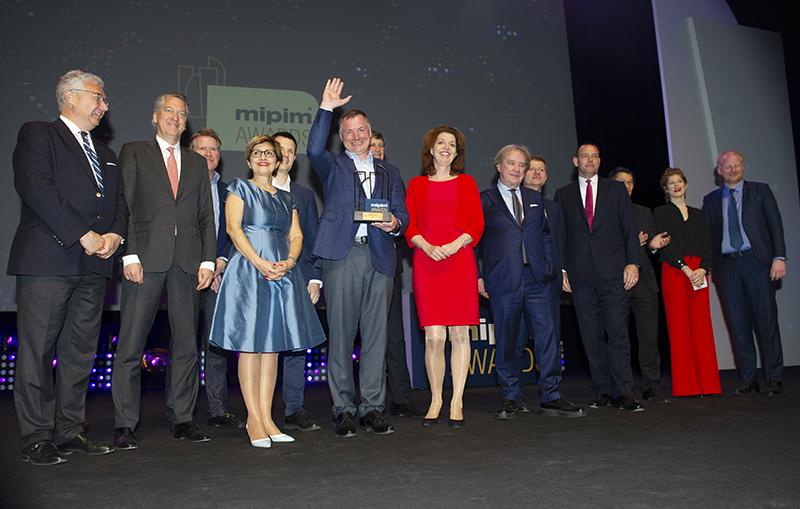 Les MIPIM Awards 2019 Sèment 1000 Arbres Dans Paris