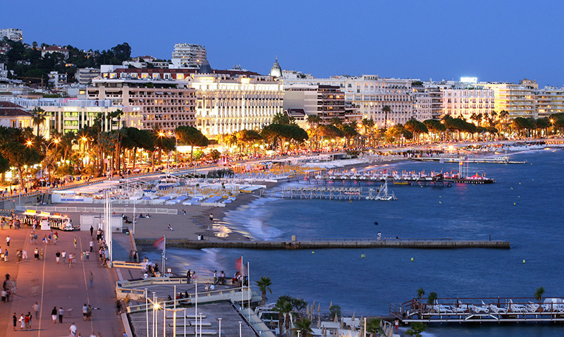 clefs or cannes barriere