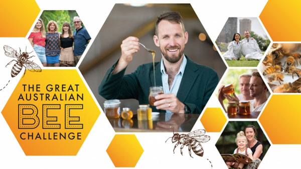 the great australian bee challenge