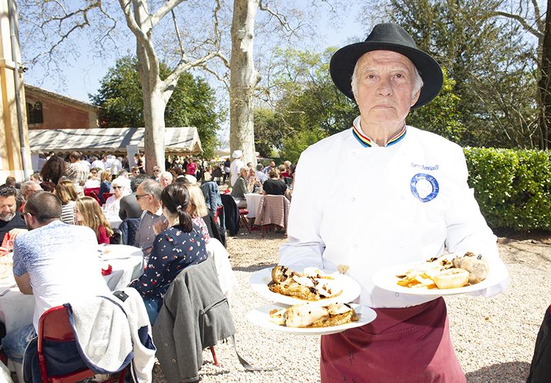 rencontres gastronomiques chateau saint martin