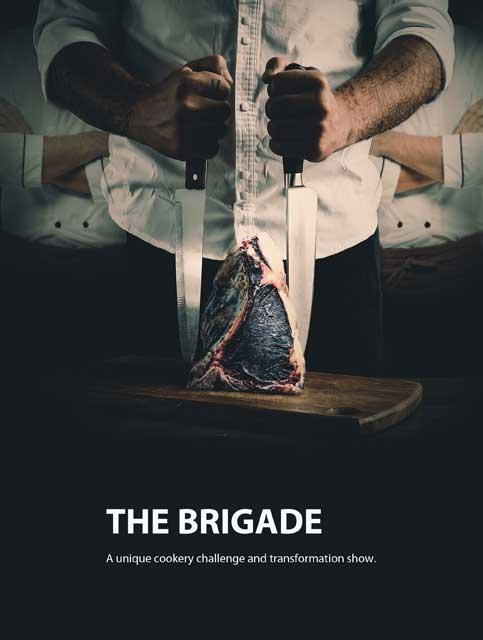 drg the brigade
