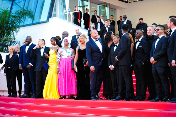 festival de cannes 2019 les miserables