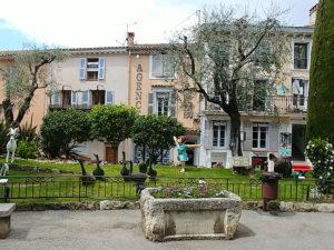 saveurs ete cote jardin by christophe ferre
