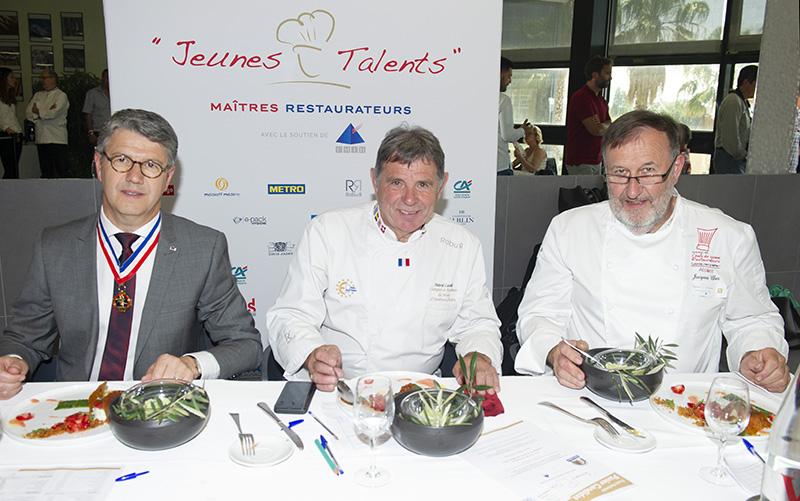 concours national maitre restaurateur
