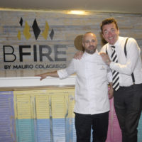 bfire by mauro colagreco